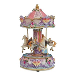 Large Angel Bust Carousel 14143