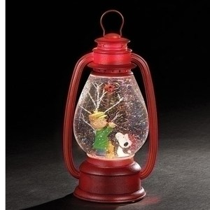 Peanuts Lighted Lantern