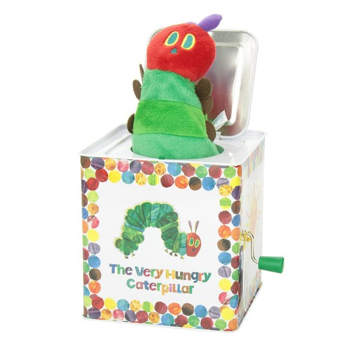 Very Hungry Caterpillar Jack in the Box