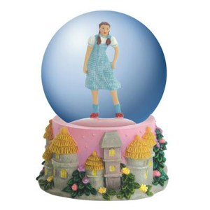 Dorothy Miniature Water Globe