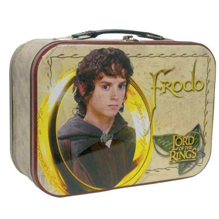 Frodo Lunch Tin from Lord of the Rings