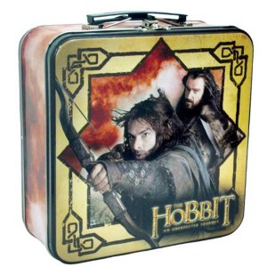Kili The Dwarf Tin Tote from Lord of the Rings