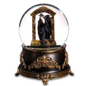 Phantom Through the Mirror Musical Water Globe