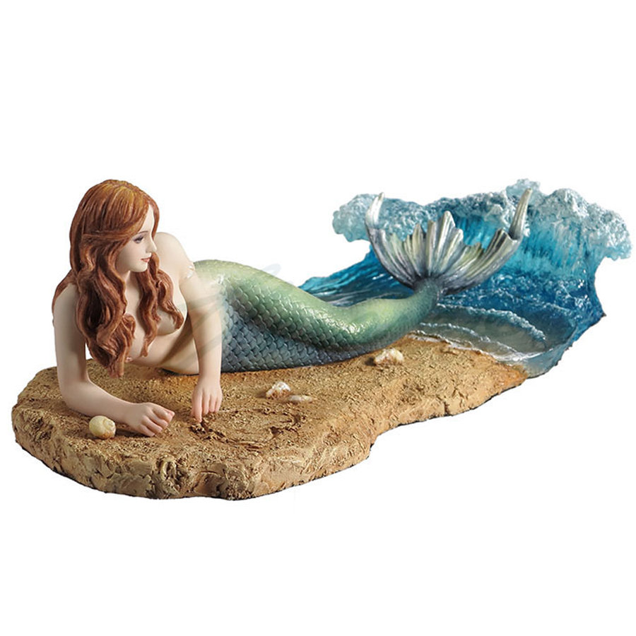 Mermaid Waiting by Selena Fenech
