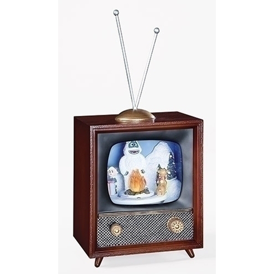 Rudolph, Bumble, and Hermey Musical Retro TV