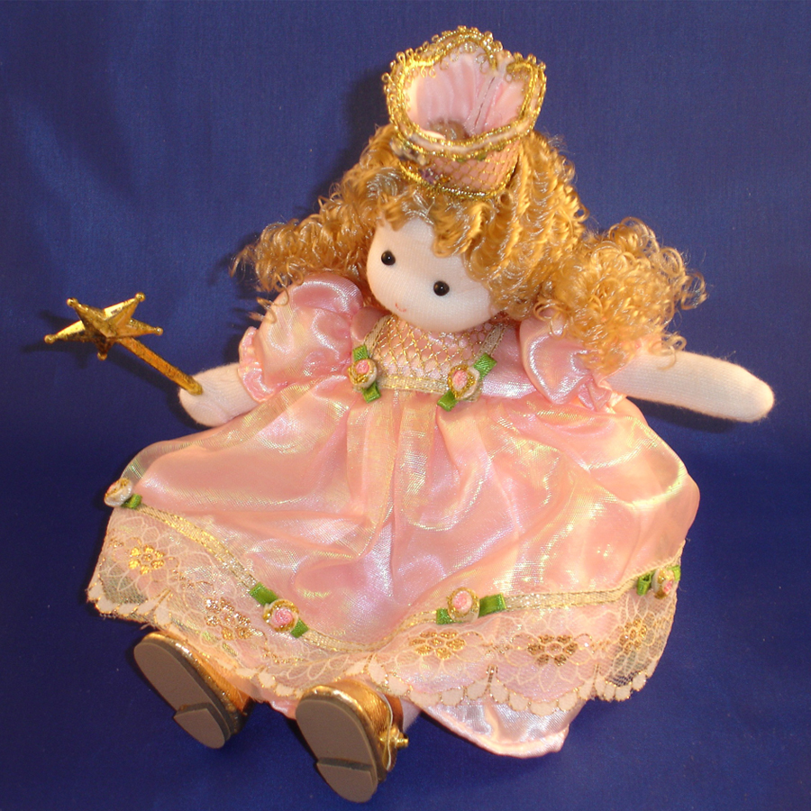 Glinda from Wizard of Oz musical doll