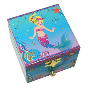 Under the Sea Musical Jewelry Box -small