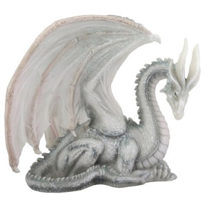 Wise Old Dragon sitting