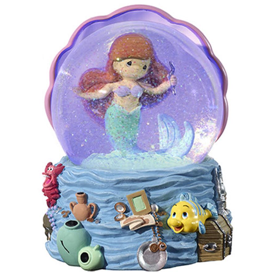 Ariel-Musical-Globe-Precious-Moments