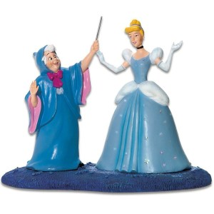 Cinderella and Fairy God Mother