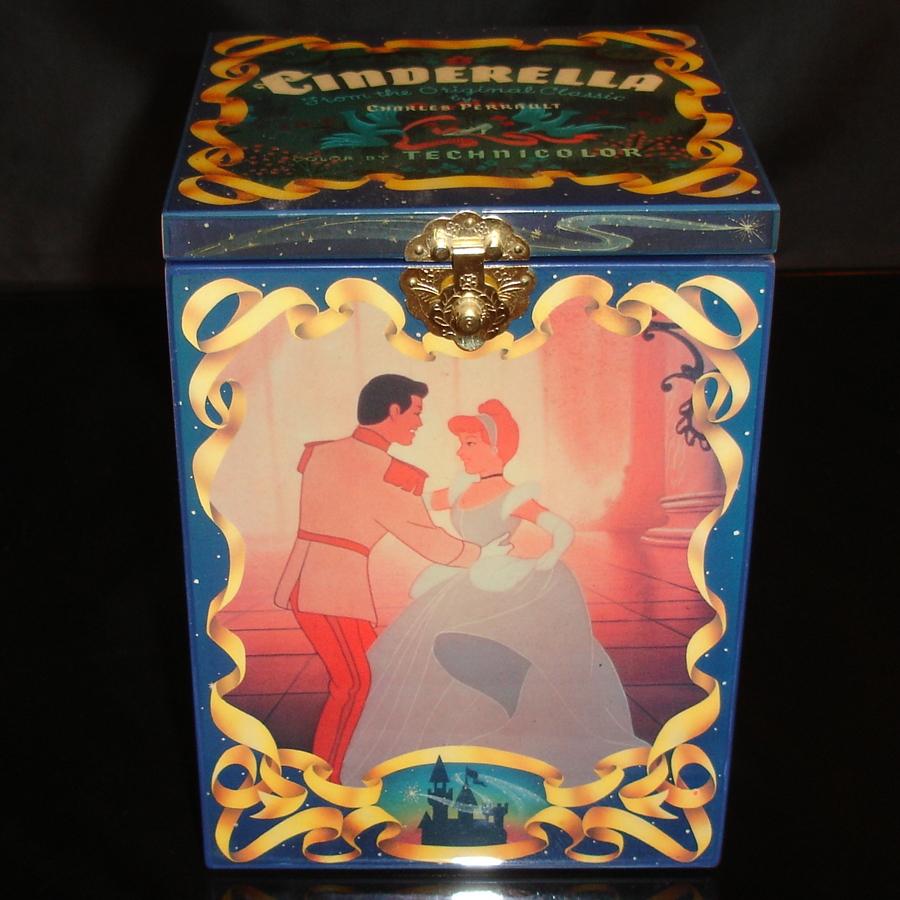 Cinderella-Jack-in-the-Box-front-view