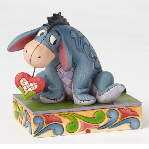 Eeyore Heart Love Jim Shore