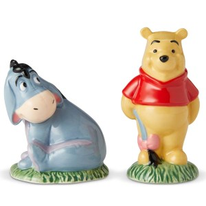 Eeyore and Pooh Salt and Pepper