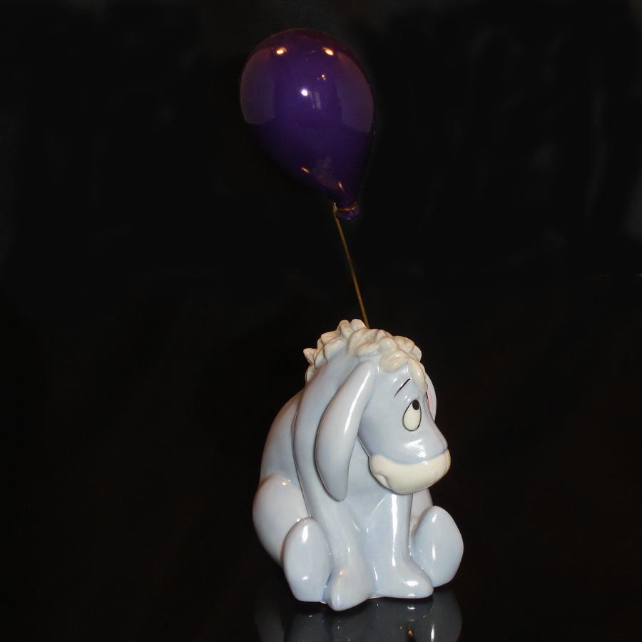 Eeyore balloon Lenox front