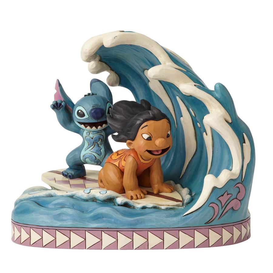 Lilo and Stitch 15th Anniversary Jim Shore
