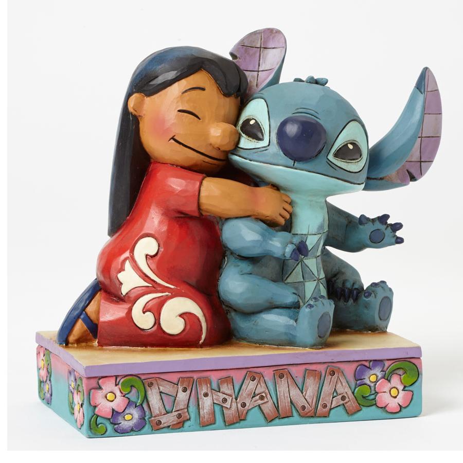 Lilo and Stitch Jim Shore Ohana