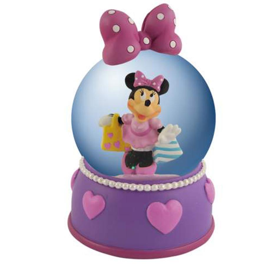 Minnie-What-A-Doll-Globe-Precious-Moments
