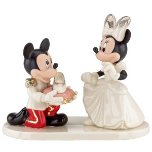 Minnie's Prince Charming Lenox figurine