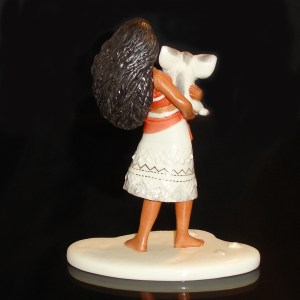 Moana by Lenox back view