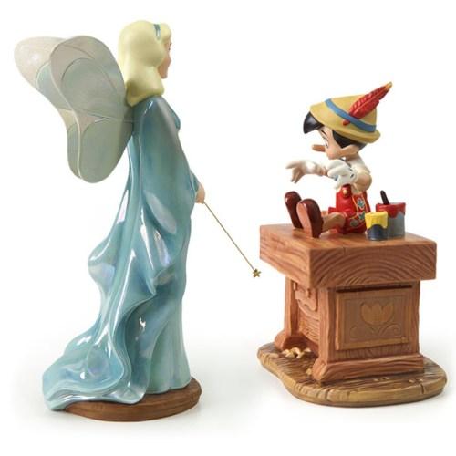 Pinocchio-Blue-Fairy-Disney-Classics-Back-View