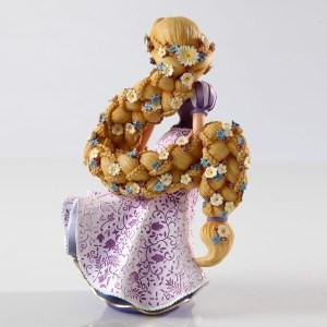 Rapunzel Couture de Force back-view