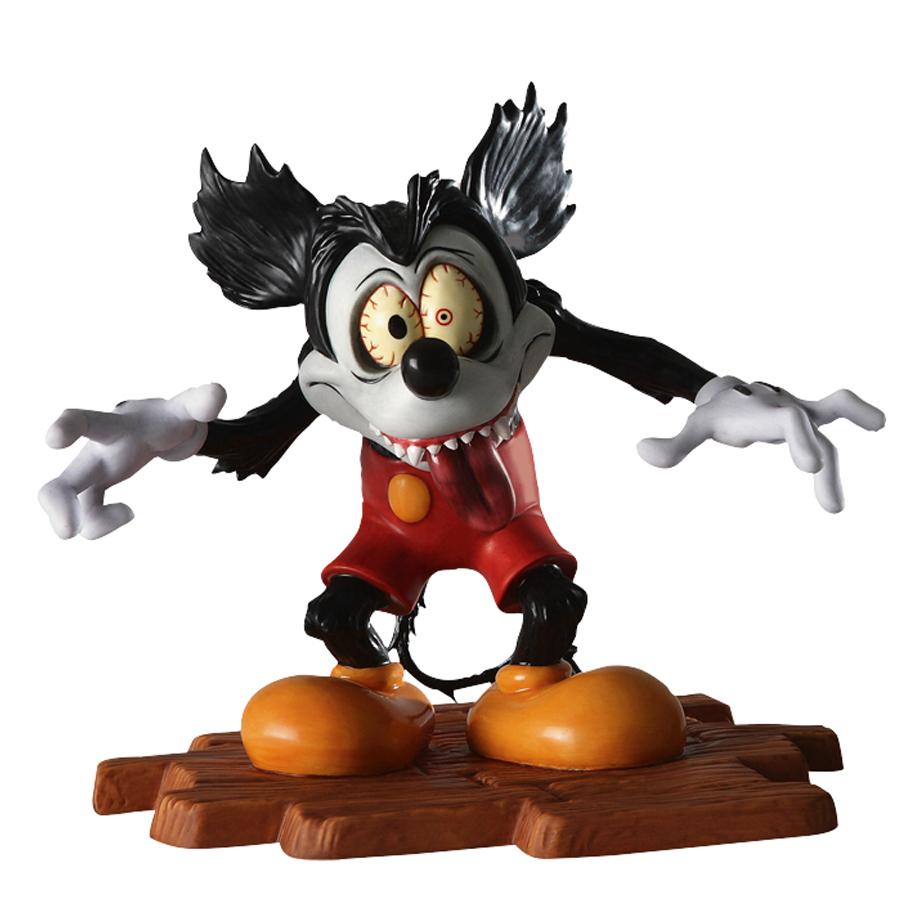 Disney Classics figurine Mickey from Runaway Brain