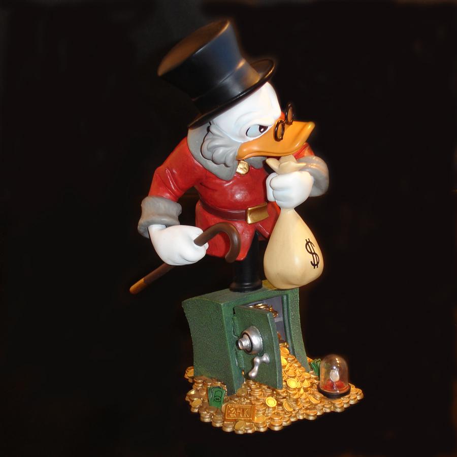 Scrooge McDuck Grand Jester