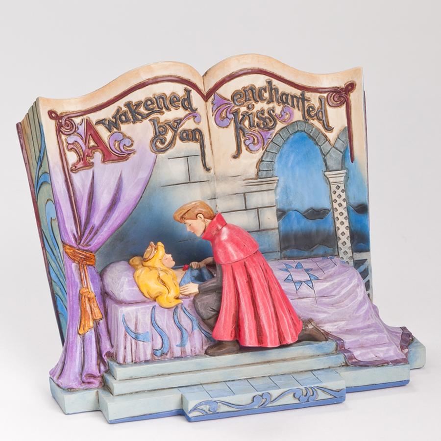 Sleeping Beauty Storybook Jim Shore