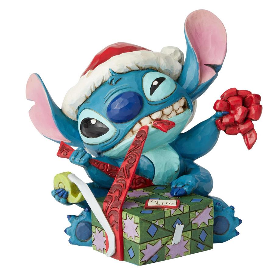 Stitch Christmas Gift Jim Shore