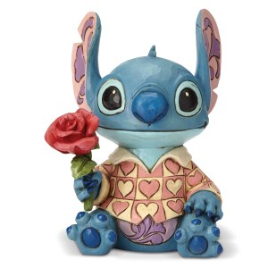 Stitch Valentine Jim Shore