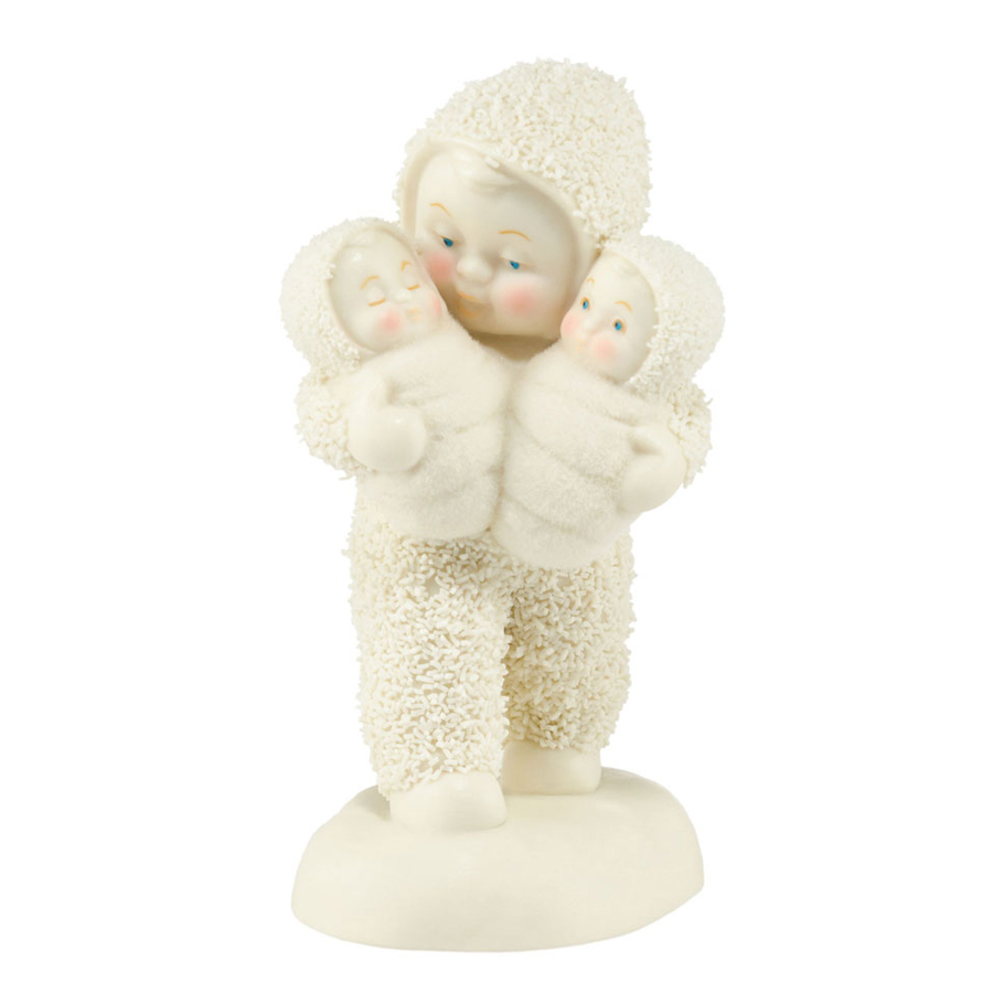 Snowbaby-Double-Happiness-twins-figurine