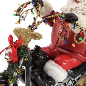 Christmas-Chopper-bike-close-up