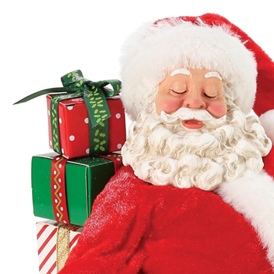 Santa's-Quick-Nap-Santa-close-up
