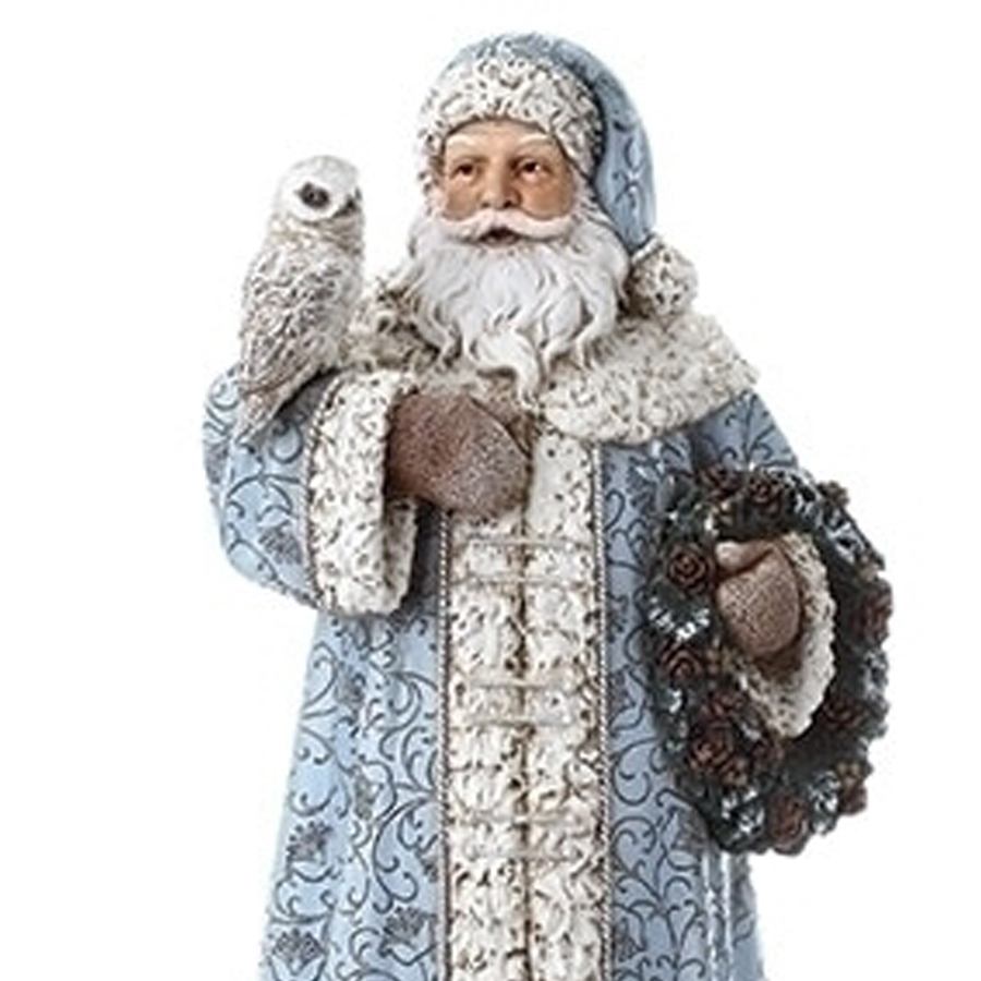 Blue-Santa-Animals-Owl-Close-Up