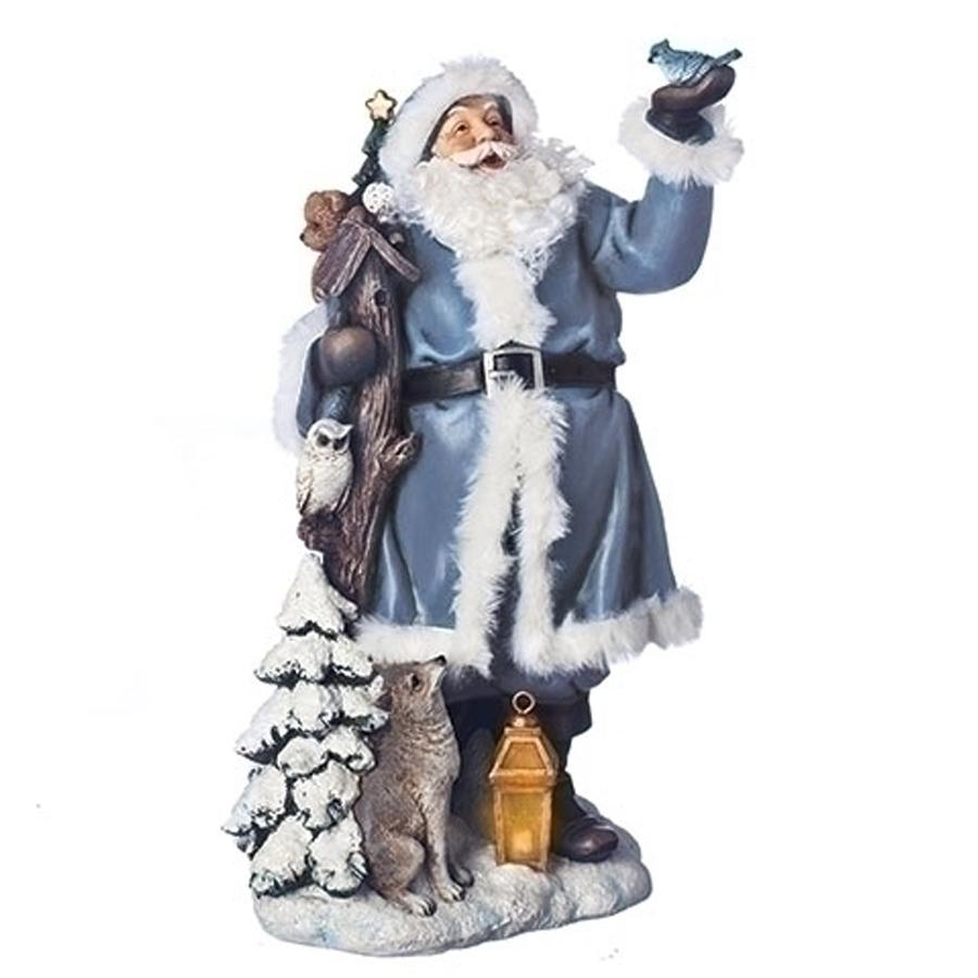 Blue-Santa-with-Birdhouse