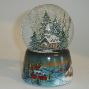 Brown-Church-Snow-Globe-Globe-Shaken