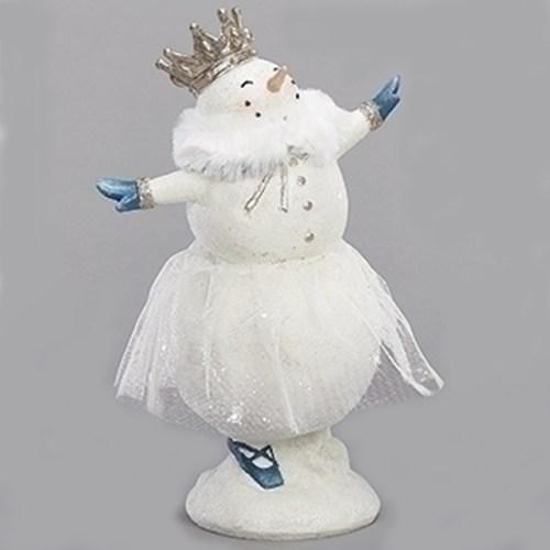 Dancing-Snowman-Figurine-1