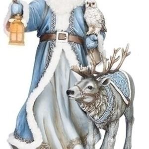 Large-Blue-Santa-Deer-Close-Up
