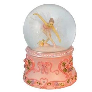 Ballerina-Globe