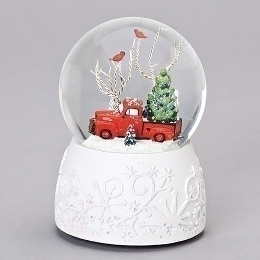 Ford-Truck-Snow-Globe