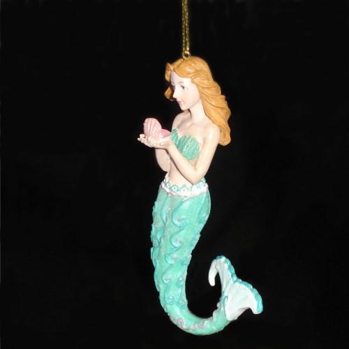 Mermaid-Seashell-Ornament-side-view