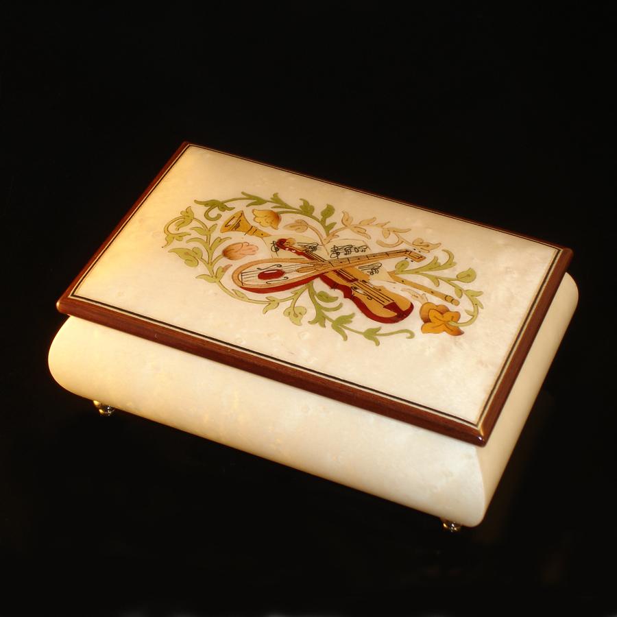 Italian-Jewelry-Box-04CVM-White
