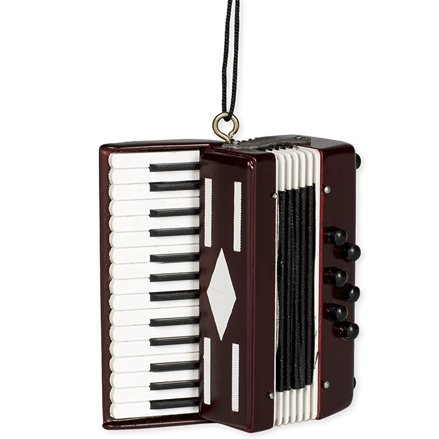 Accordion-Ornament