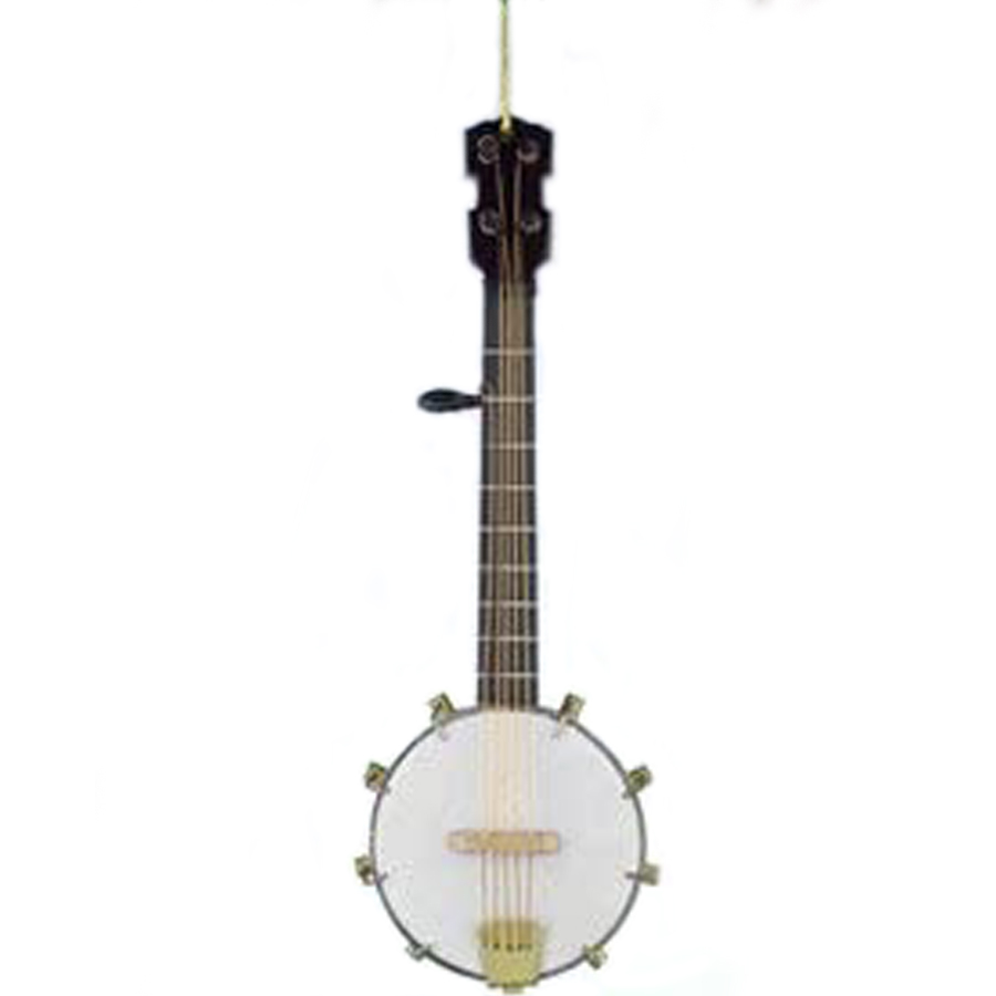 Banjo-Ornament