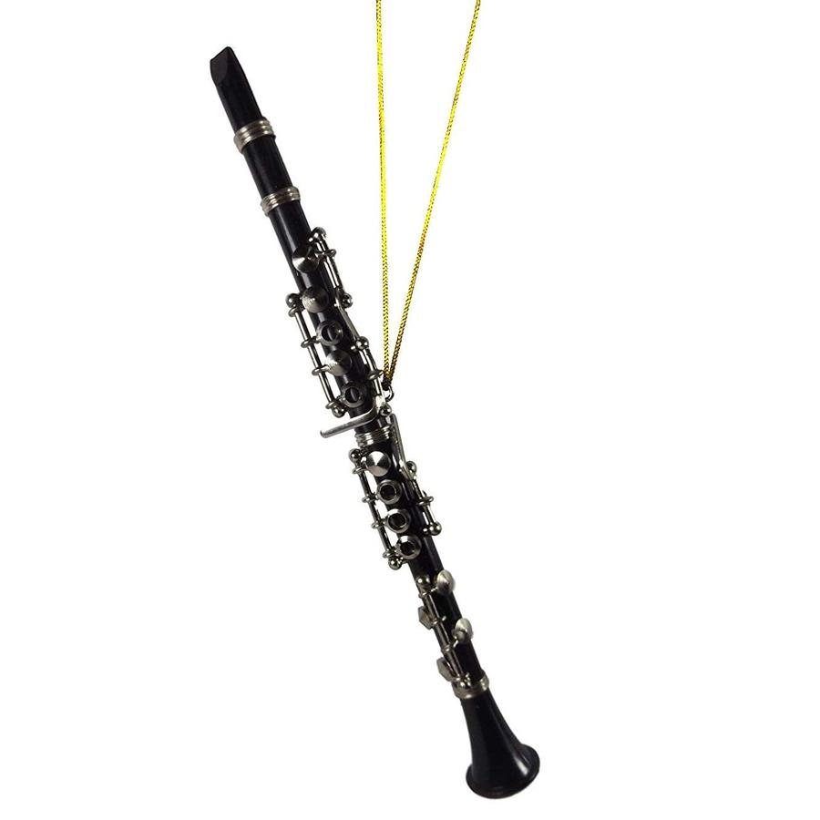 Clarinet-Ornament