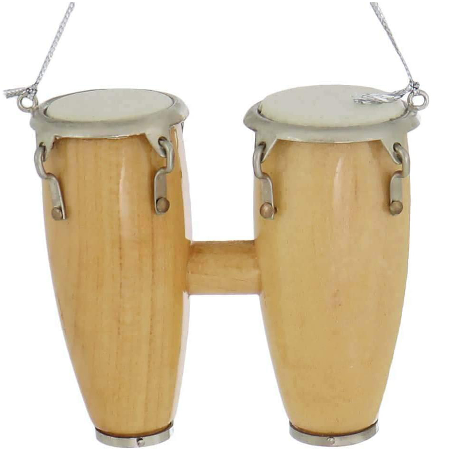Double-Conga-Drums-Ornament