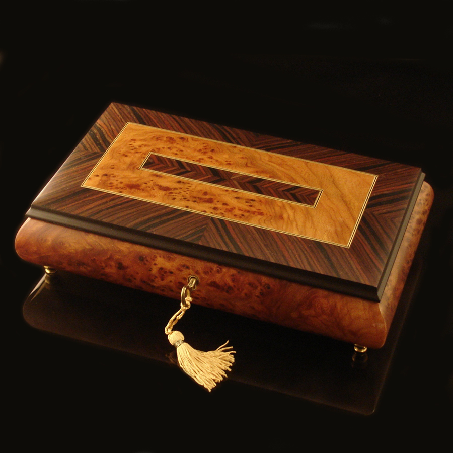 Italian-Inlaid-Jewelry-Box-Rosewood