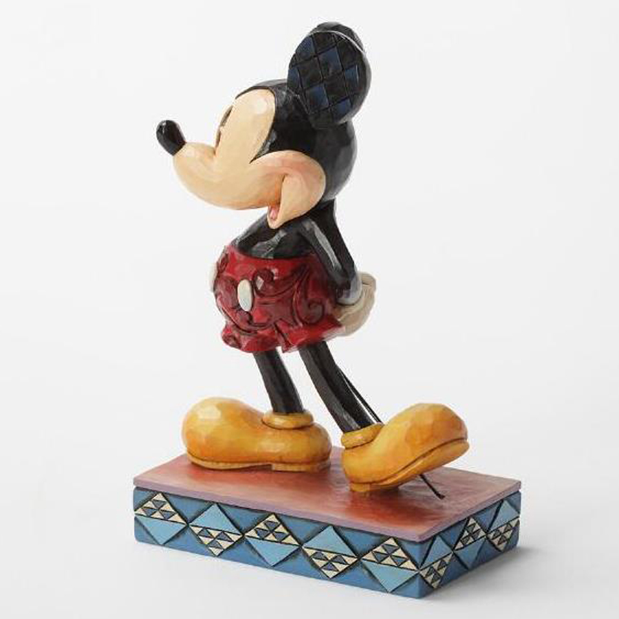 Mickey-Personality-Pose-right-view