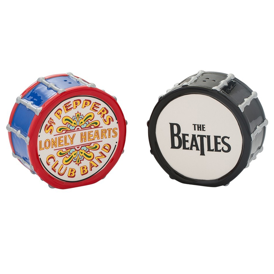 Beatles-Drums-Salt-and-Pepper-Set