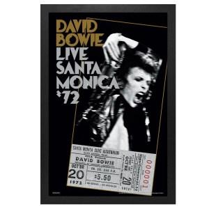 David-Bowie-Santa-Monica-Framed-Print